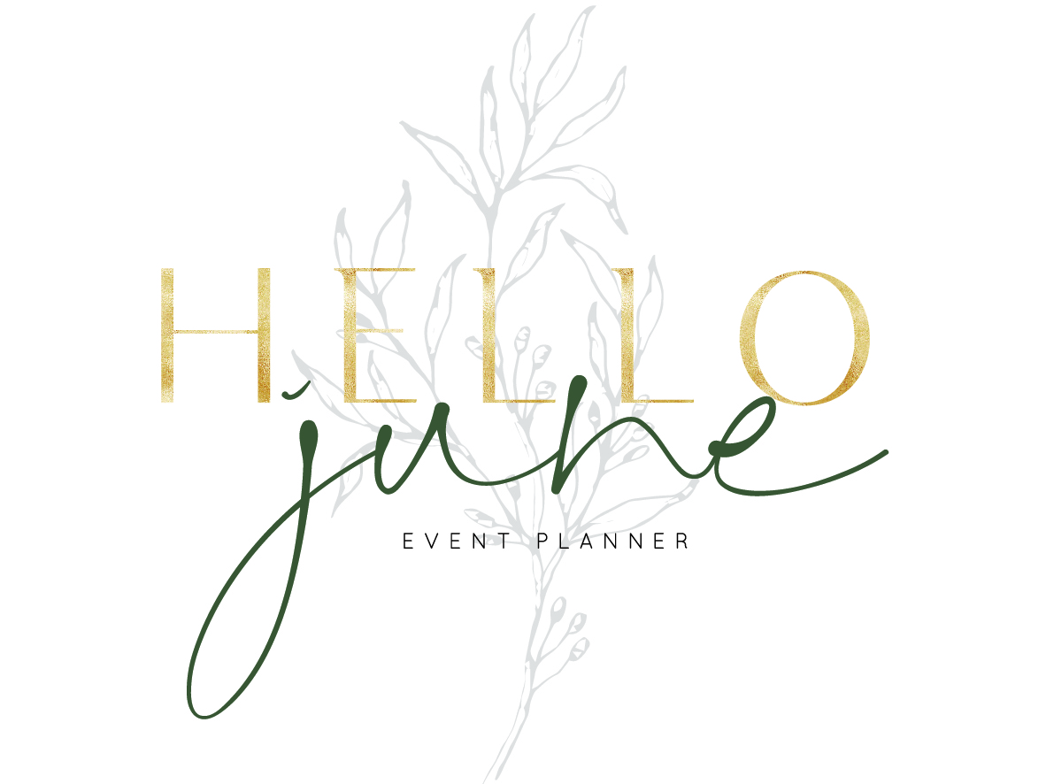 Hello June - Event Planner